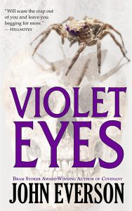Violet Eyes by John Everson