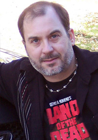 Horror author John Everson